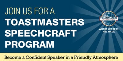 Art of Communication Sydney Toastmasters Club Speechcraft Course