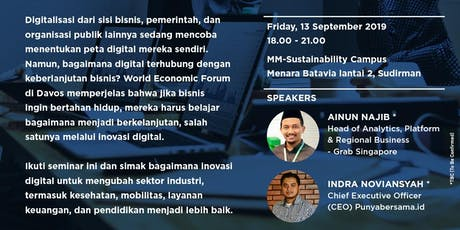 Leveraging Digital Innovation to Contribute for SDGs #SMU4 tickets