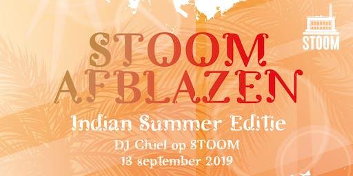 STOOM AFBLAZEN - Indian Summer Party