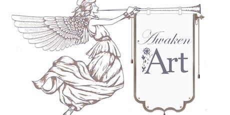 Awaken Art - a Christian art experience tickets