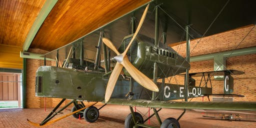 Vickers Vimy Centenary Event