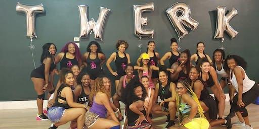 Dance Fitness Twerk Cardio