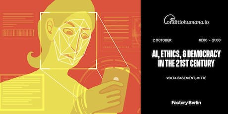 AI, Ethics, & Democracy in the 21st Century tickets