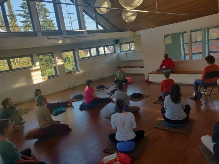 Meditation, Yoga & Soulful Singing Retreat in Konstancin-Jeziorna, Warsaw
