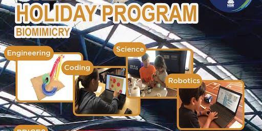 October Holiday Program