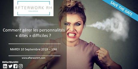 AfterWork RH Toulouse - Septembre 2019 billets