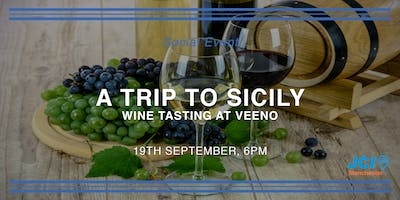 A Trip to Sicily - Wine Tasting at Veeno