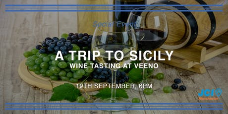 A Trip to Sicily - Wine Tasting at Veeno tickets