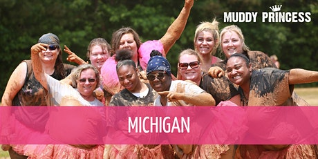 Muddy Princess Michigan  tickets