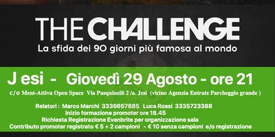 Jesi  - The Challenge Group Party -