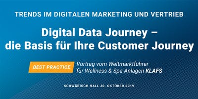Trends im digitalen Marketing und Vertrieb: Digital Data Journey