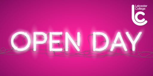 Leicester College Open Day 08 October 2019
