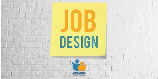 #JobDesign 4 students