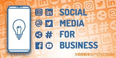 Social Media for your business tickets