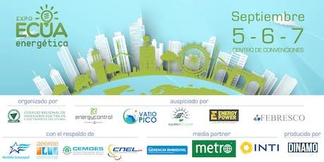 Expo Ecuaenergética 2019 tickets