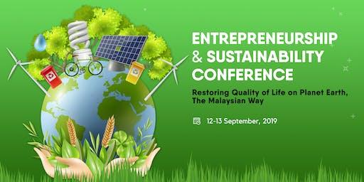 Entrepreneurship & Sustainability Conference 2019