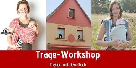 Trage-Workshop - Tragen mit dem Tuch Tickets