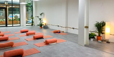 Restorative Yoga Teacher Training Course, with Yoga Nidra & Mindfulness