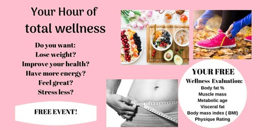 Your hour of total Wellness