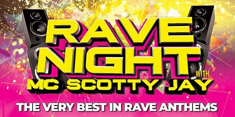 Stomp FIT / Springwell Community Centre / RAVE night with MC Scotty Jay tickets
