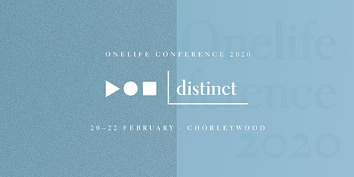 DISTINCT: Onelife Conference 2020