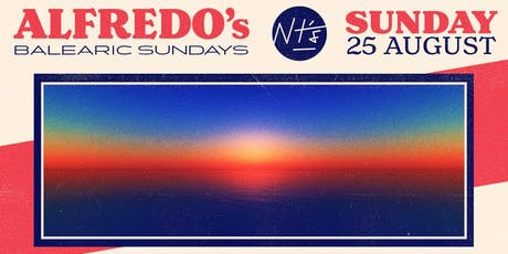DJ Alfredo's Balearic Sunday Series tickets