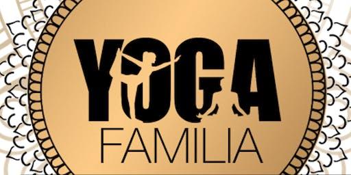 YogaFamilia - Messeticket