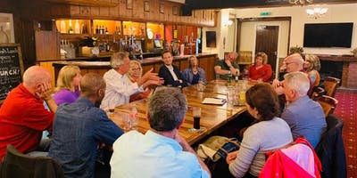Pub Politics - The White Lion, Westbury-on-Trym