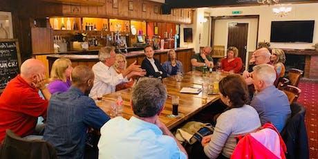 Pub Politics - The White Lion, Westbury-on-Trym tickets