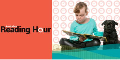 Celebrate Australian Reading Hour – Adult Event – Kids Event