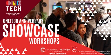 OneTech Anniversary Showcase - Entrepreneurs tickets