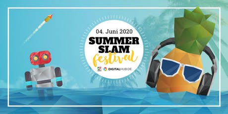 SUMMER SLAM Festival 2020 [DIGITALHUB.de] Tickets