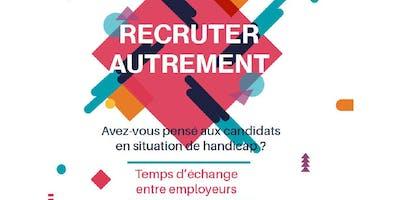 Rencontre d'échange entre Employeurs -17h30 -Angers