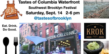 Tastes of Brooklyn! Columbia Waterfront  tickets