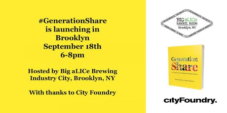 World Tour: Generation Share NY Launch at Industry City with Benita Matofska and Sophie Sheinwald tickets