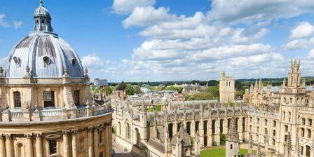 Friends International: Visit to Oxford