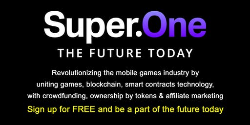 SuperOne Earning from blockchain mobile games (AS)