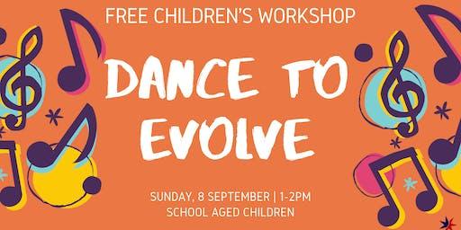 Children's Ballroom Dance Workshop