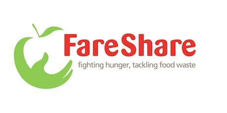 FareShare Membership Meetup tickets