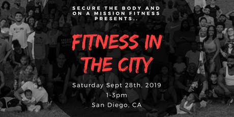 Fitness In The City: On A Mission to Secure The Body tickets