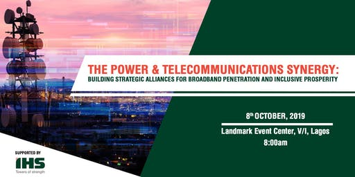 IHS TELECOMS CONFERENCE 2019