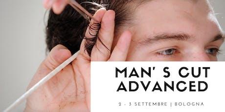 Man's Cut Advanced biglietti