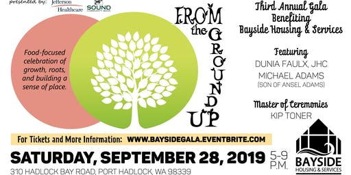 From the Ground Up: Gala Benefiting Bayside Housing