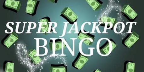 SUPERJACKPOT BINGO tickets