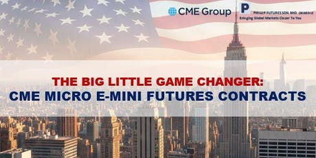The Big Little Game Changer: CME Micro E-mini Futures Contracts  tickets