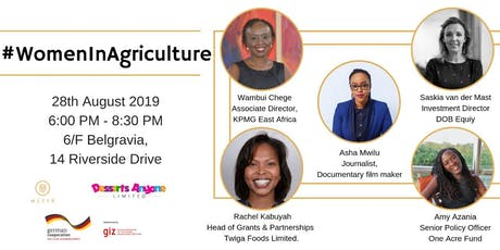 Women in Agriculture tickets