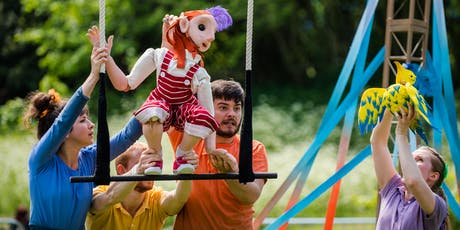 Look Up - Family circus from Hikapee tickets