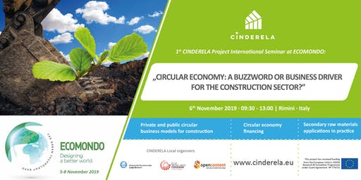 Circular Economy: a buzzword or a real business driver for C&D sector?
