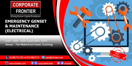 Emergency Genset and  Maintenance (Electrical)