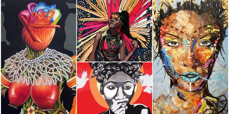 Caribbean Influential Group Art Exhibition  tickets